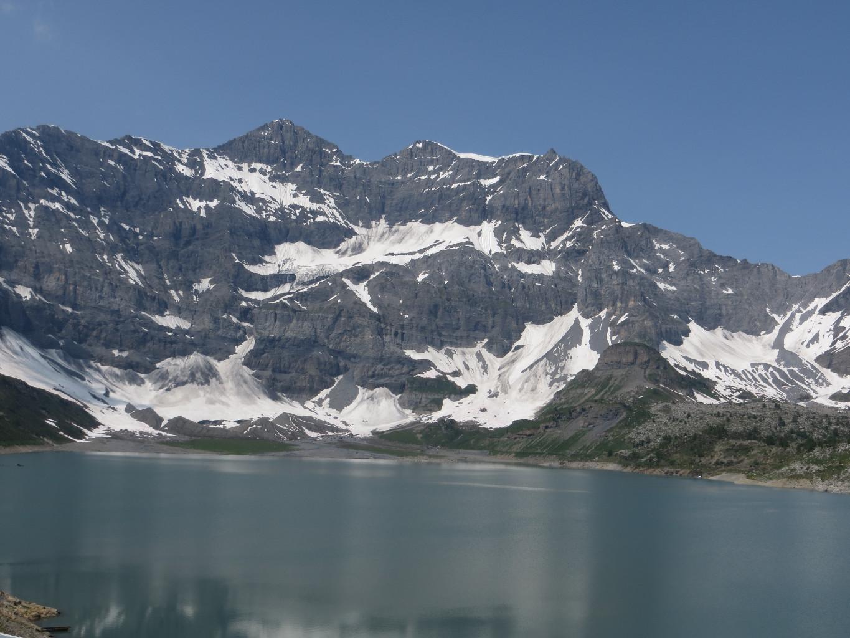 Lac des Salanfe et Tour Saliere