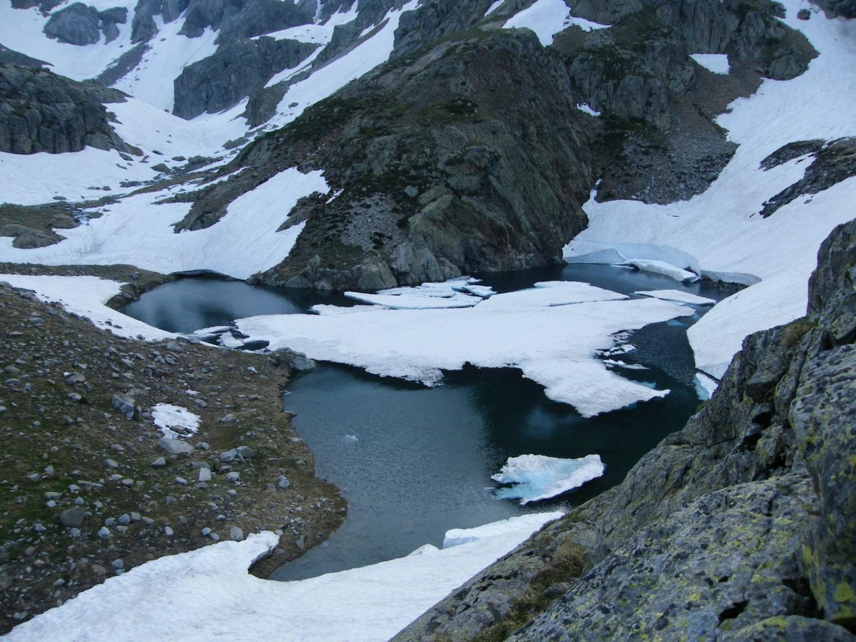 Deuxième Lac d'Arriel