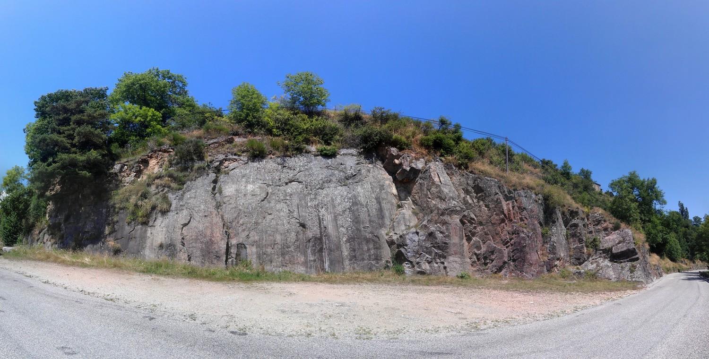 Site escalade Satillieu La Marche