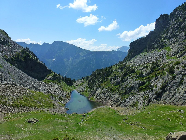 Lac des Escombailles