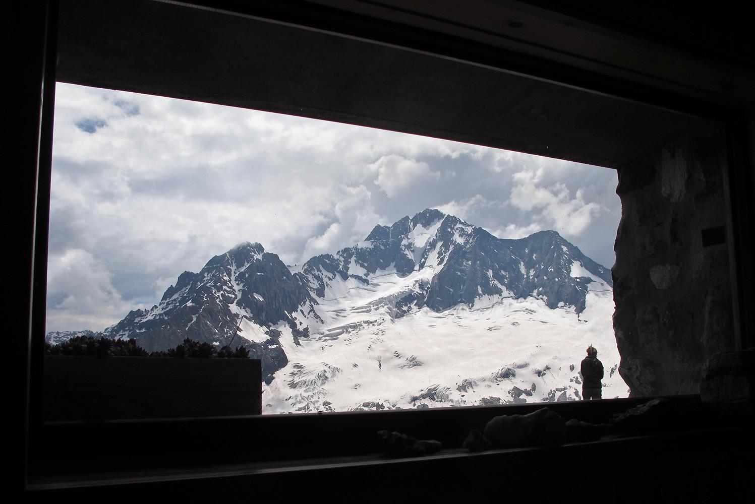 Del Grande-Camerini: la finestra del rifugio...