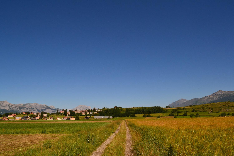 Plaine de Lachaup
