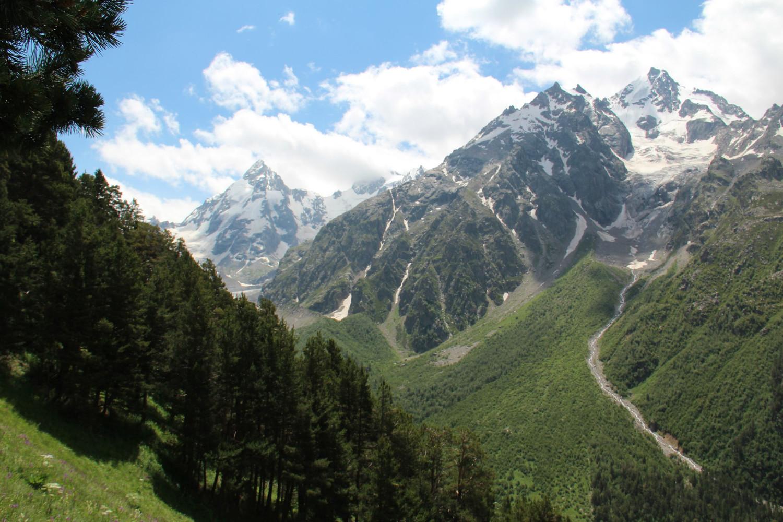 La vallée d'Adil-Su