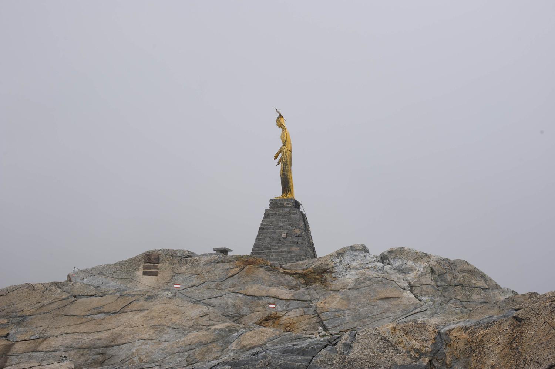 La Madone du Monte-Moropass