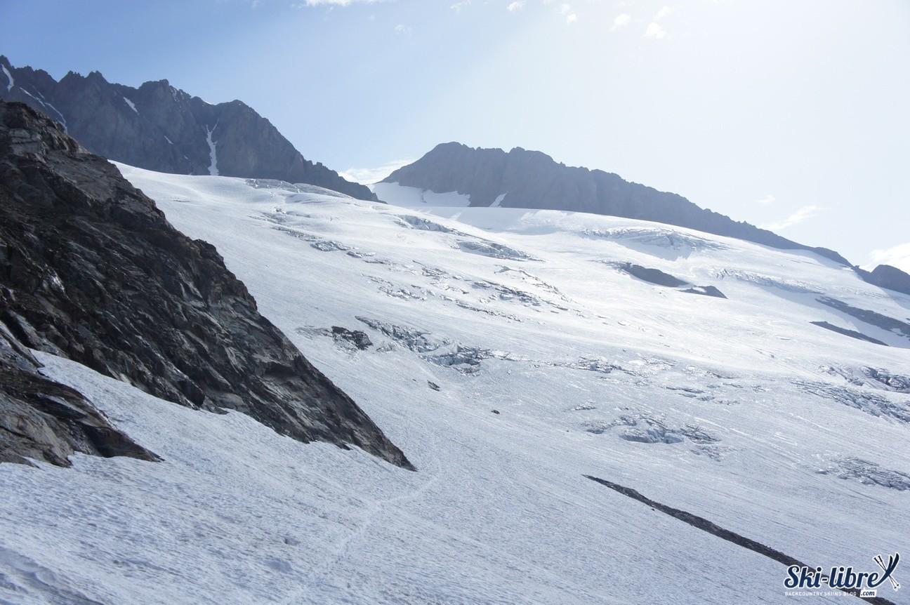 Le glacier des Glaciers