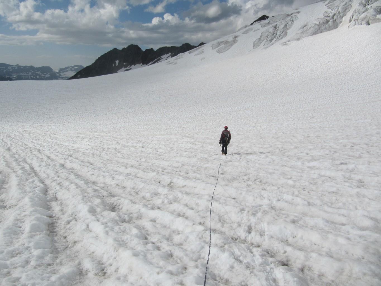 descente glacier