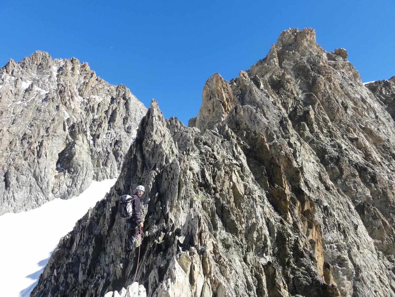 Pic du Glacier Blanc : Arête S - Camptocamp.org