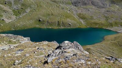 Lac de Lussert inférieur