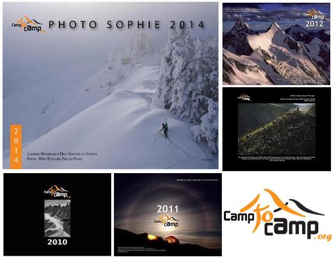 Calendriers camptocamp