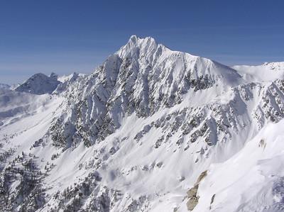Mont Faroma - Versant combe de Chaléby