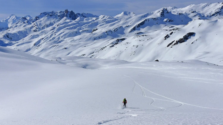 ski grand large XXL
