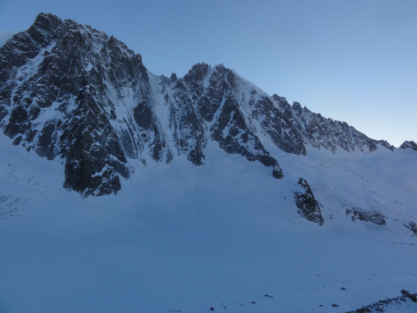 Bassin argentiere