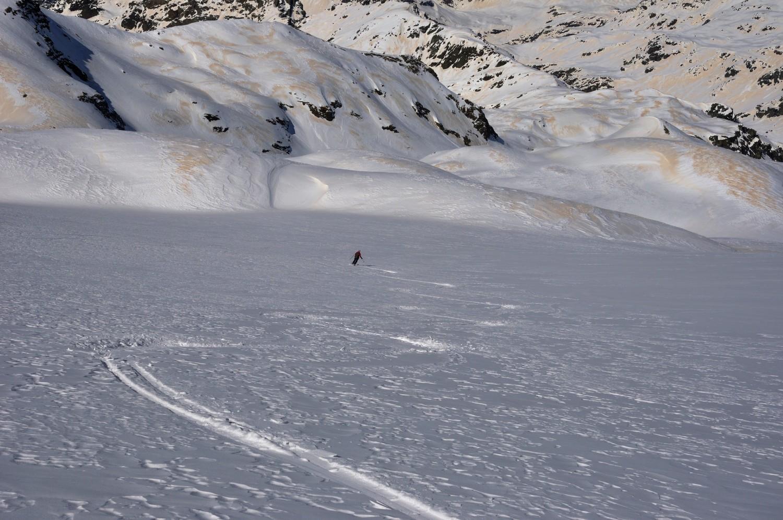 Glacier de Scalino (Poschiavo)