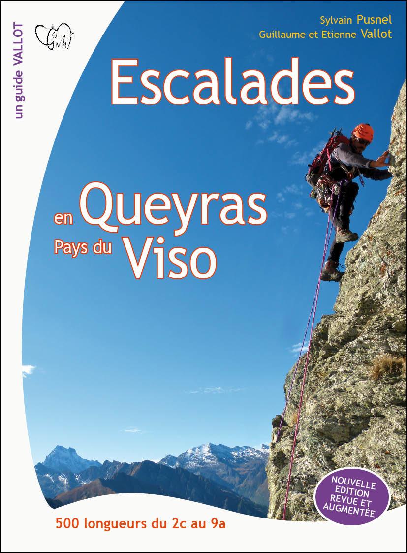 Escalades en Queryas, pays du Viso