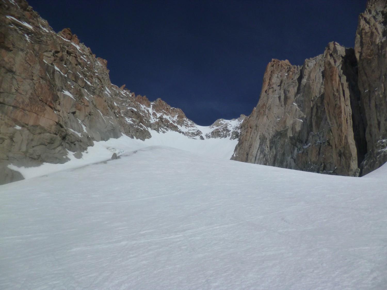 glacier du milieu