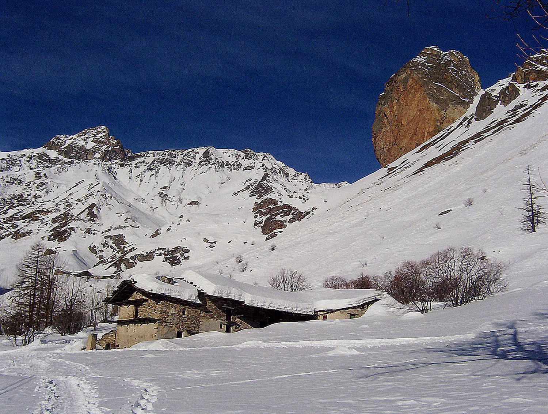 Grange Cruset et Rocca Senghi