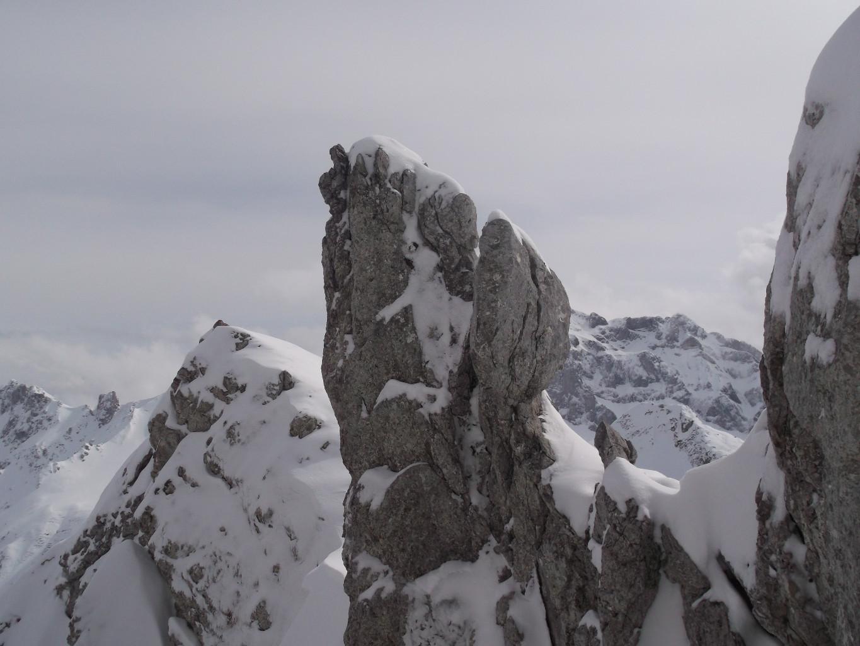 sommet du Gnolu