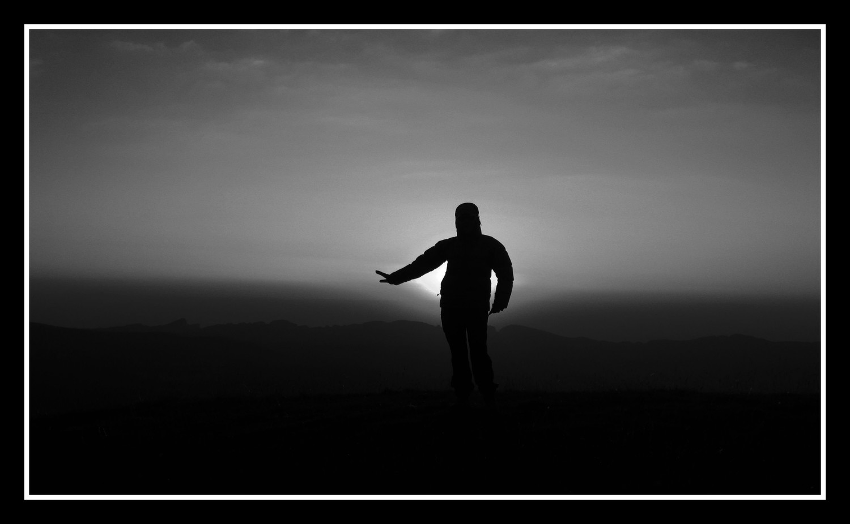 coucher de soleil pas de l'infernet 2011