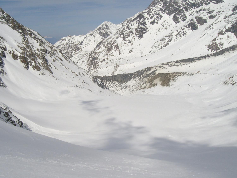 Glacier inférieur de Valsorey