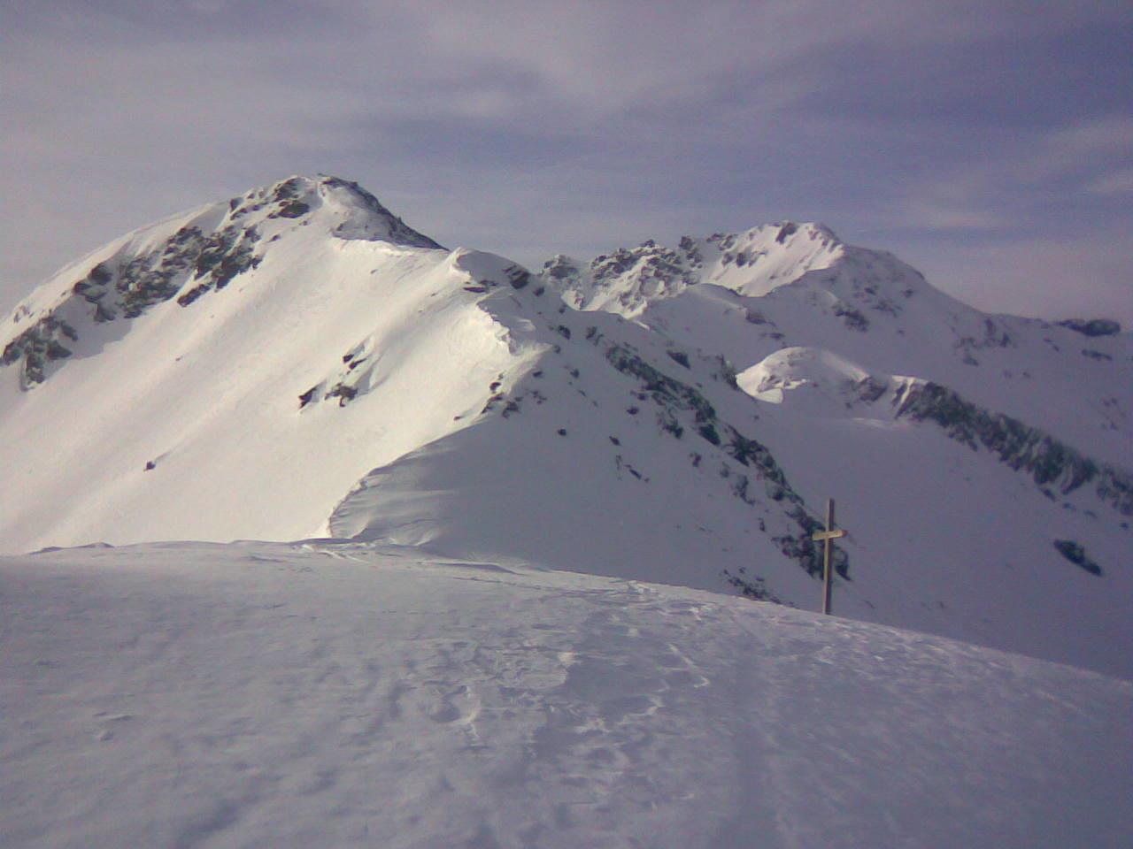 Col des Marches et Roche Noire