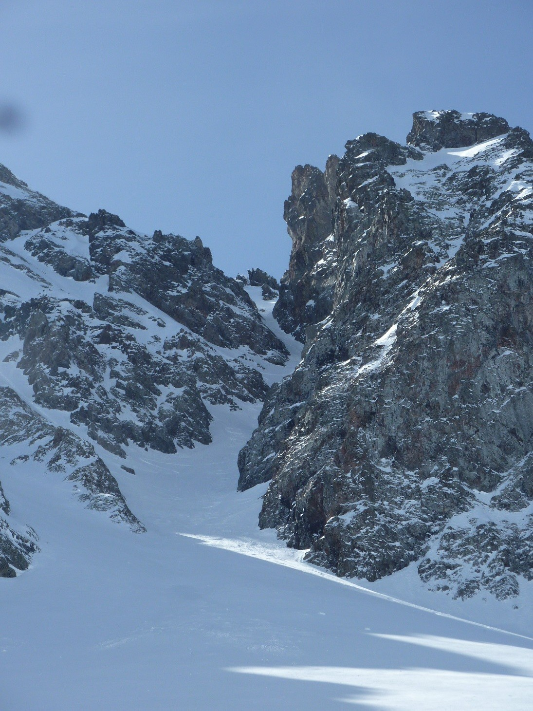 Pic Coutet - Couloir N