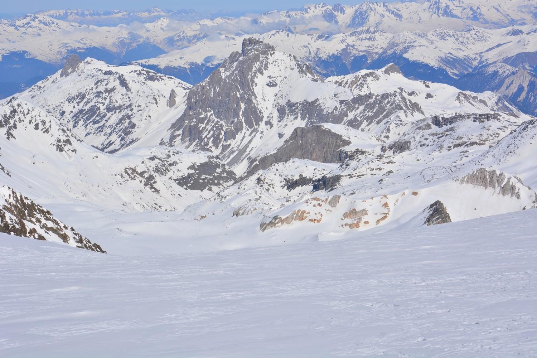 Glacier du Gébroulaz
