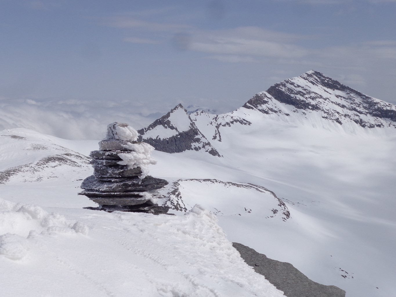 Monte Leone vu du sommet