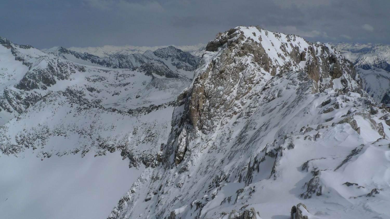 El Vallhiverna i el pas de Cavall en condicions hivernals