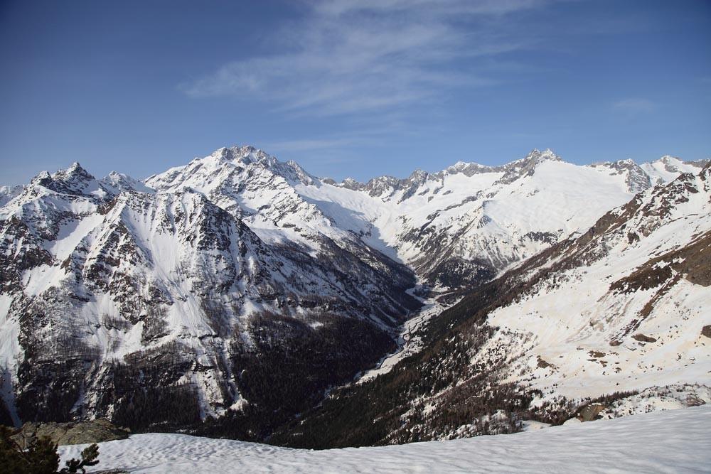 Valle di Chiareggio