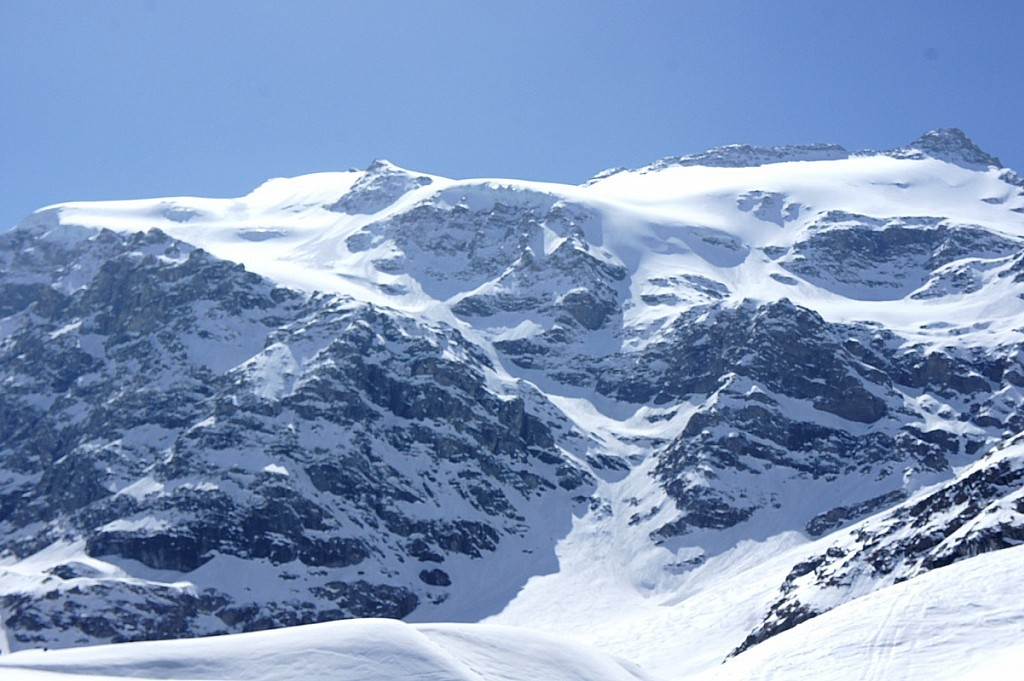 Glacier supérieur du vallonet