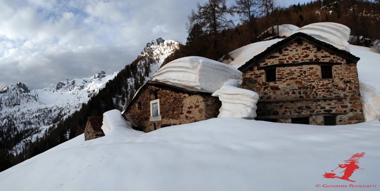 Casera di Tronella 1580m
