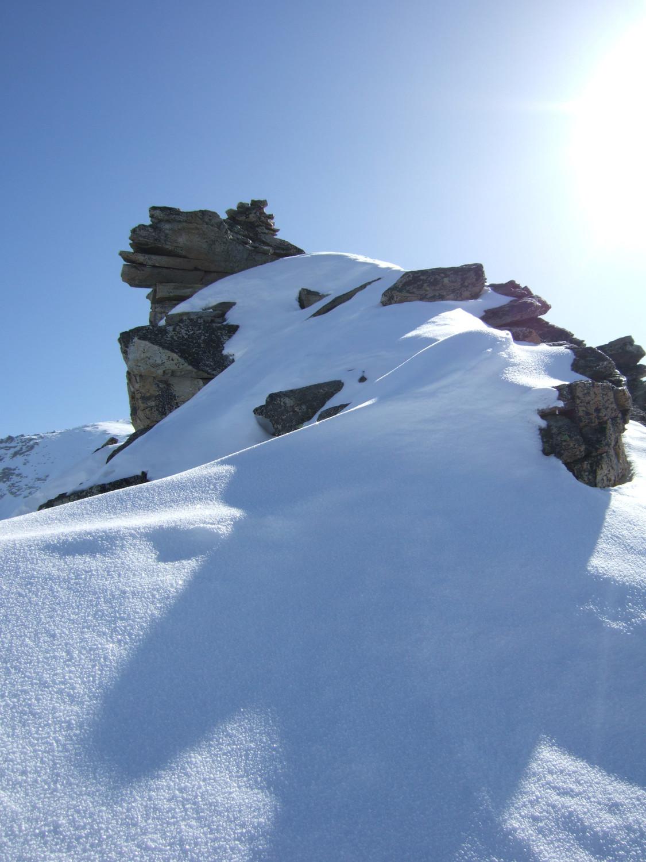 Le sommet principal