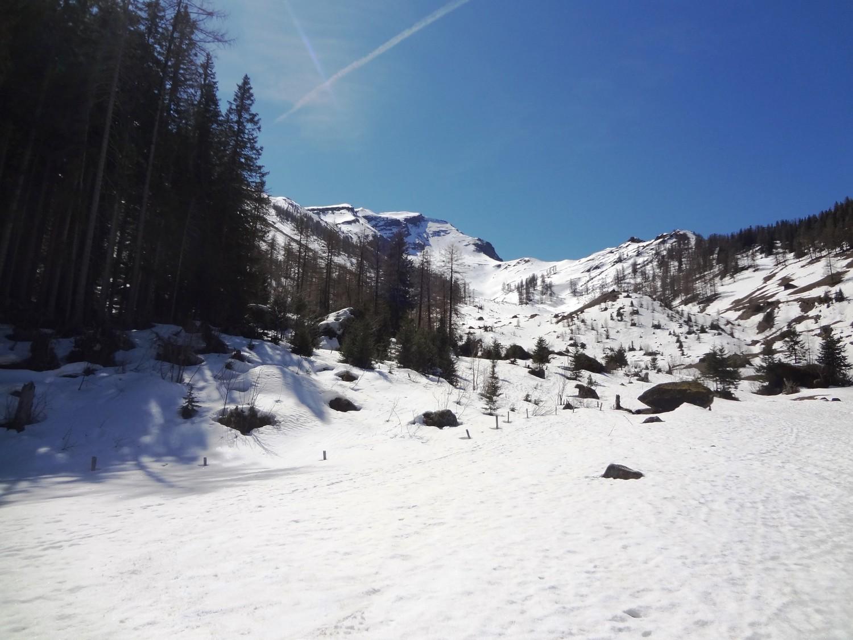 Le vallon d'Euzanne