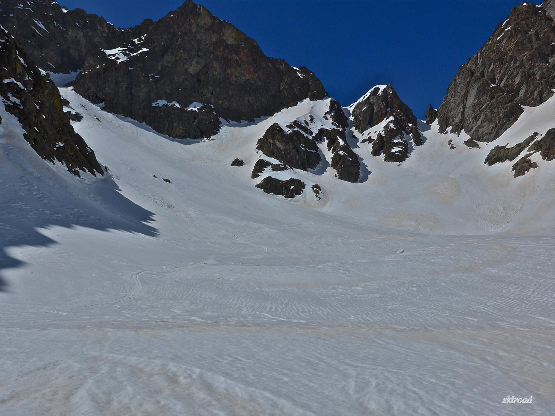 Ski nautique, heureusement que plus çà s'arrange un peu.