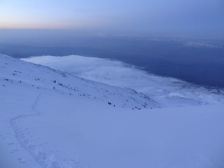vers 4400m