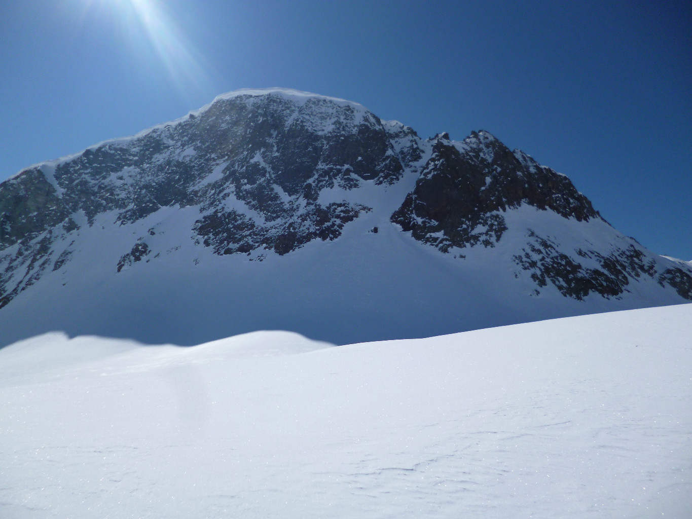 Couloir Nord Forcellina