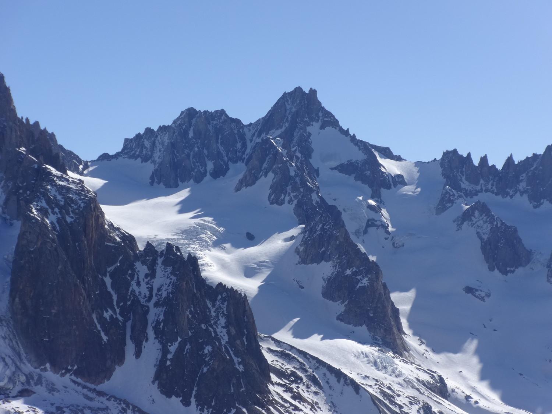 Cols du tour noir et d'Argentière