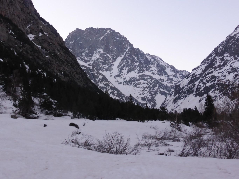 Le Glacier Long se rapproche...