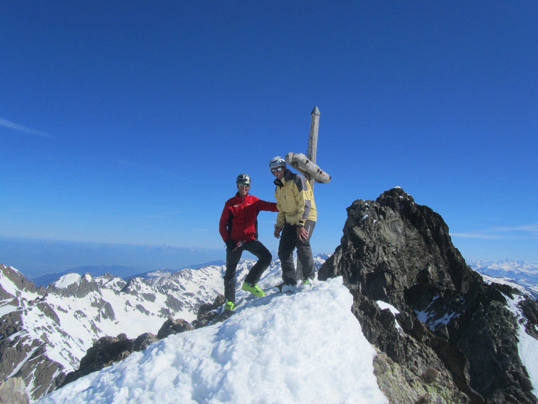 Croix de Belledonne 2926 m