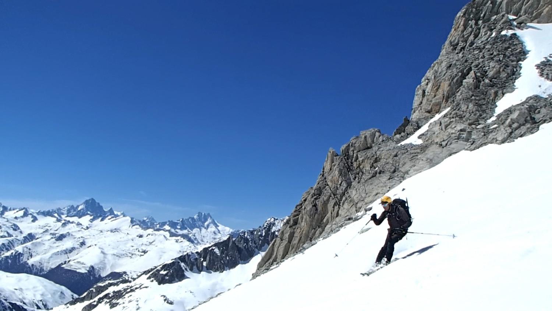 Con i 4000m dell'Oberland