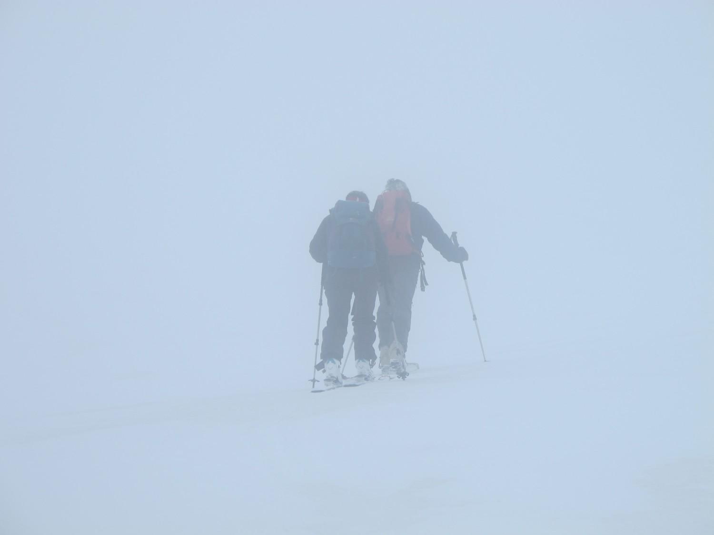 On voyage ds le brouillard