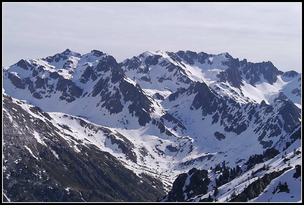 Montagnes du Venetier