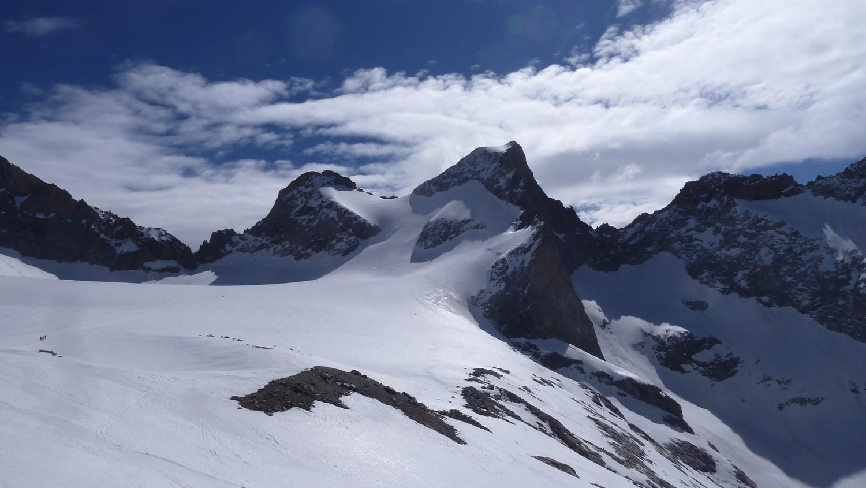 J1 - col du Replat (versant W)