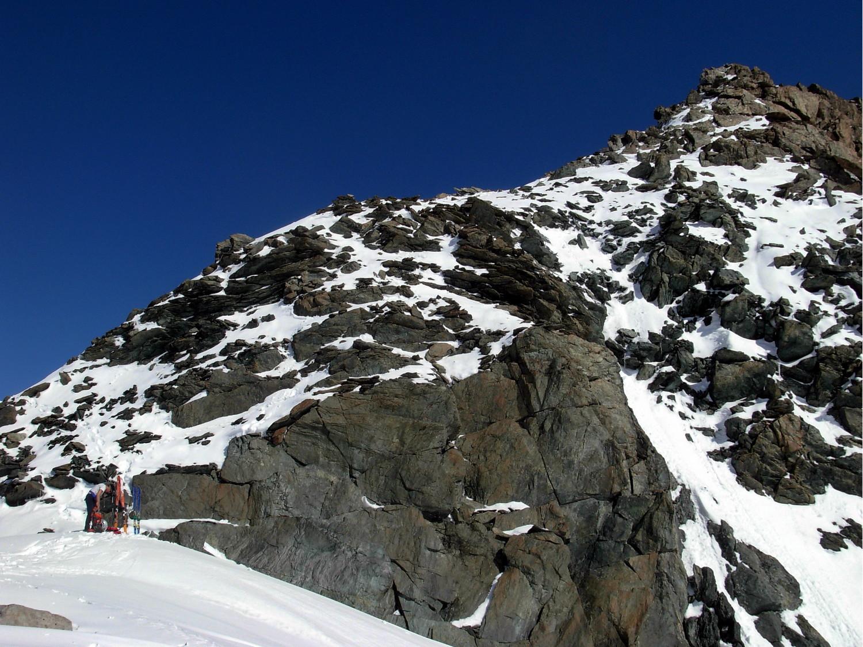 deposito sci e cresta S della Marani