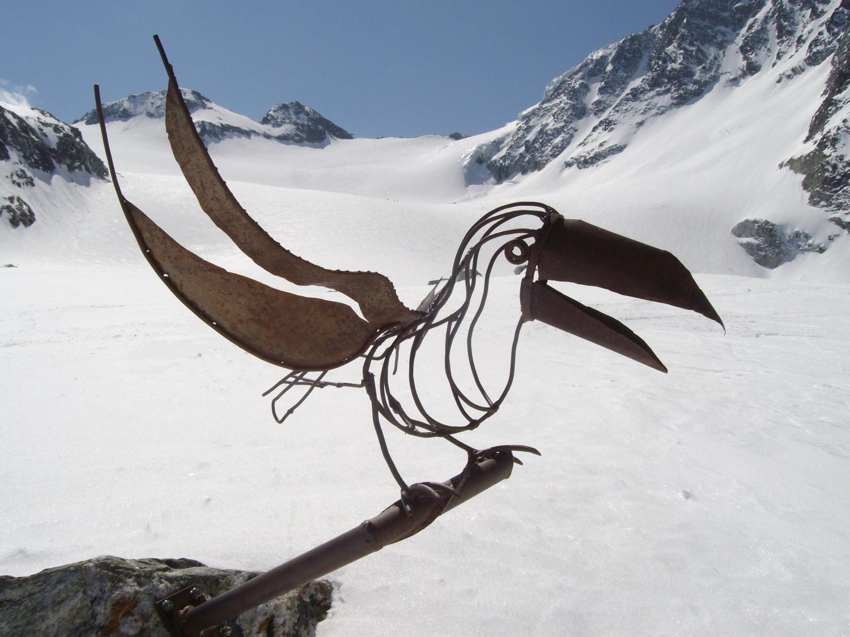 Glacier de Pièce