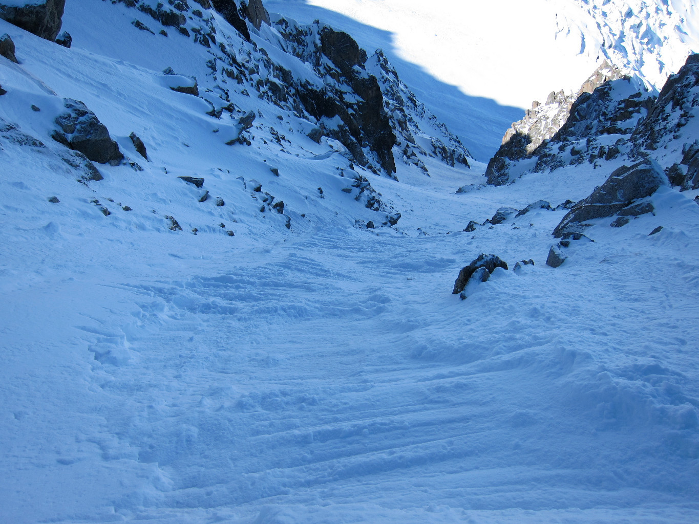 Petit passage en dry skiing