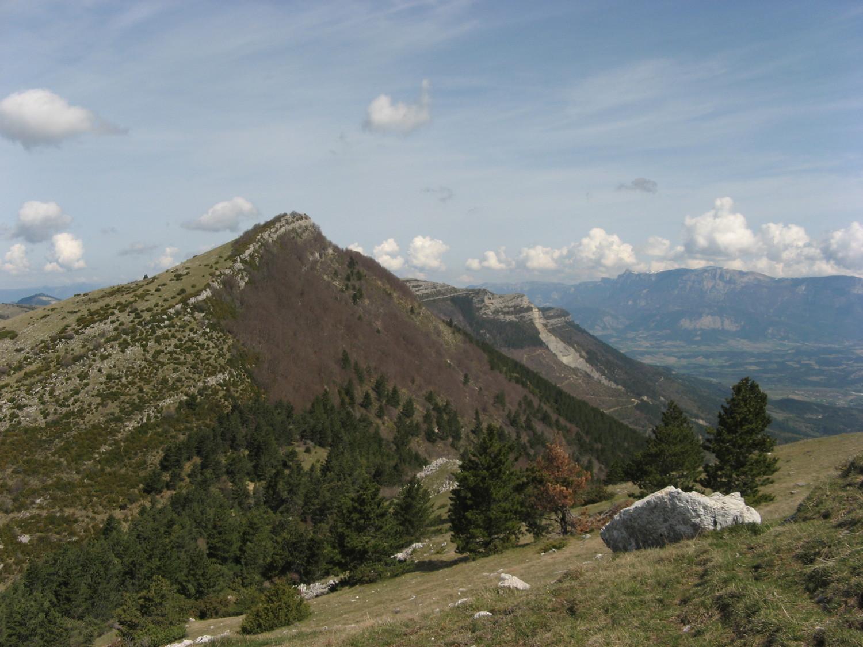 La montagne de Boutarinard