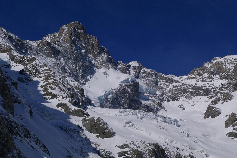 Glacier du Lautaret et Pic Gaspard