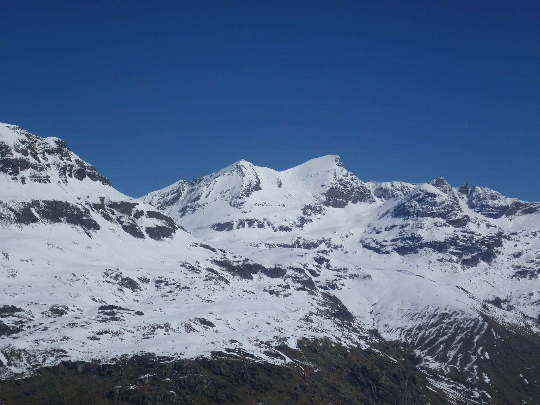 Grande Aiguille Rousse (versant S)