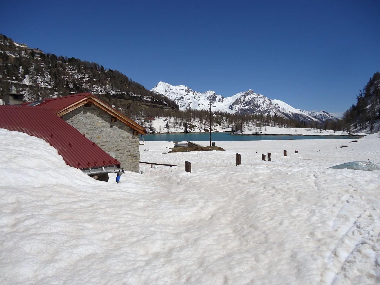 Piz Varuna: spettacolare cartolina dall'Alpe Palù